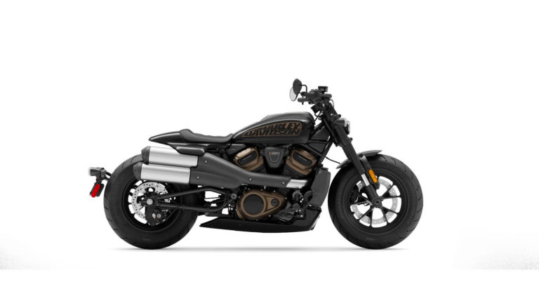 Read more about the article Sportster® S