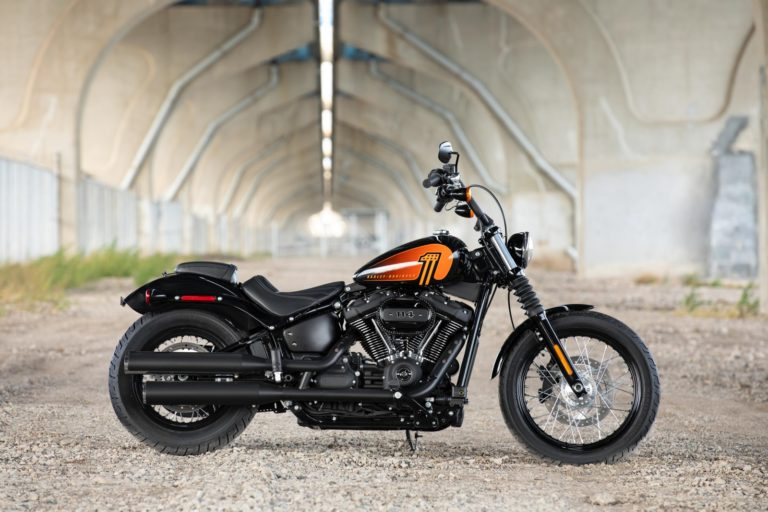 Read more about the article Harley-Davidson Modelljahr 2021