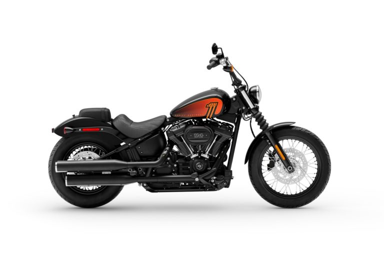 Read more about the article Street Bob 114 FXBBS