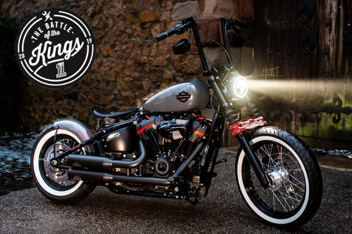 Read more about the article FXBB Softail Street Bob Battle of the Kings