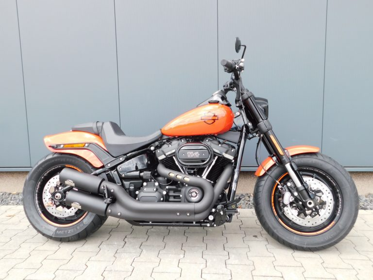 Read more about the article FXFBS Softail Fat Bob Custombike