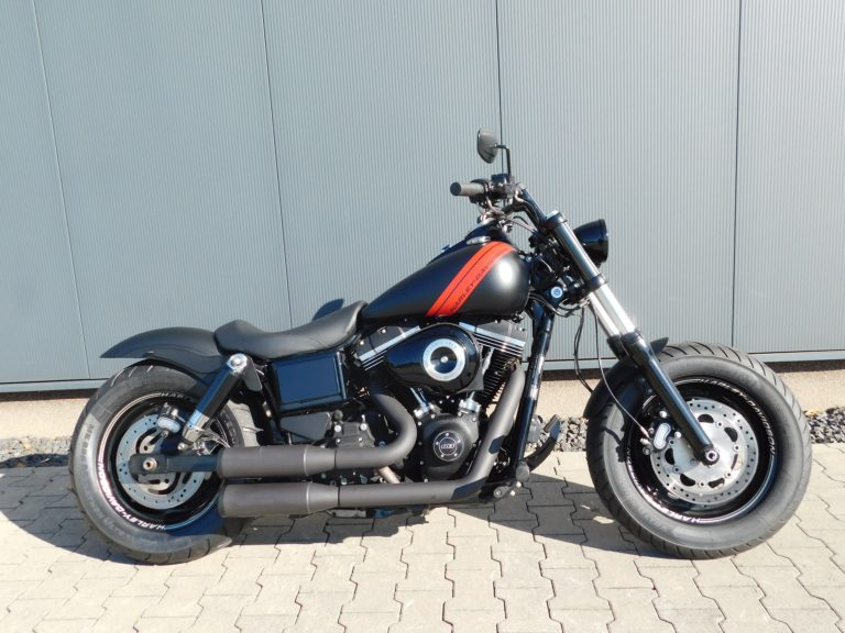Read more about the article FXDF Dyna Fat Bob Custombike