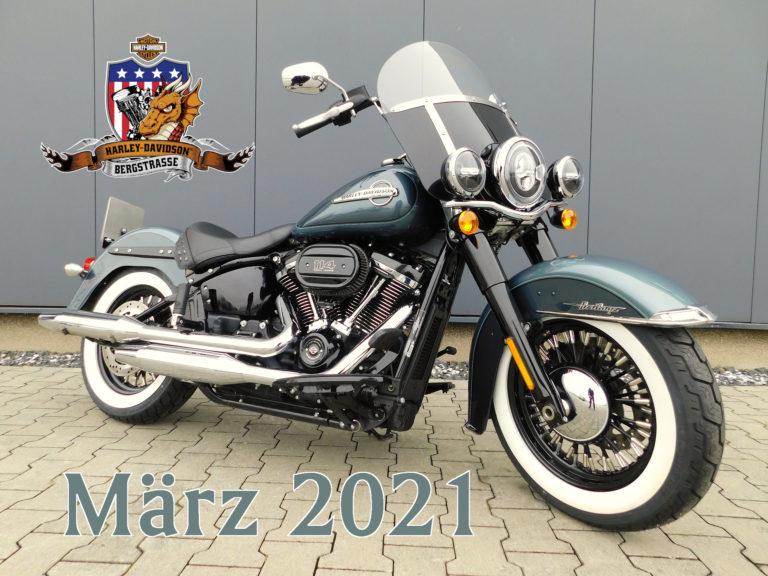 Read more about the article Bike des Monats März 2021
