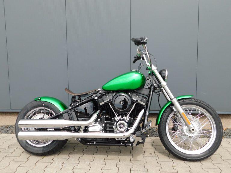 FXST Softail Standard Custombike