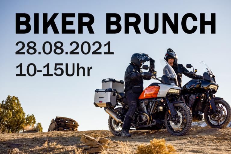 Read more about the article Biker Brunch am 28.08.2021 – 10 bis 15Uhr